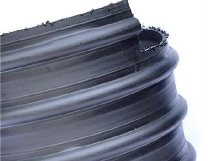 HDPE钢带增强螺旋